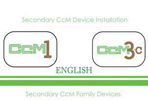 Vídeo Tutorial CcM Secondary Device Installation English
