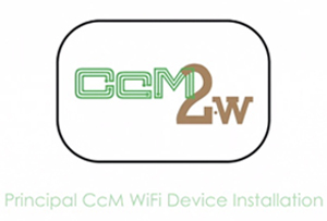 Video Tutorial CcM Principal Wifi Device Installation Español