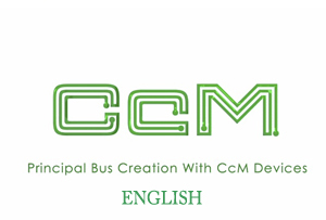Vídeo Tutorial CcM Principal Bus Creation English