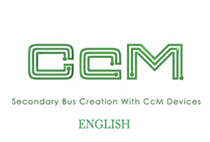 Vídeo Tutorial CcM Secondary Bus Creation English