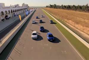 Volkswagen Driving Experience / Ascari 2015